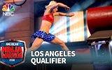 American Ninja Warrior Parkurunu Başarıyla Tamamlayan İlk Kadın Jessie Graff