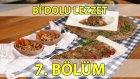 Bi'dolu Lezzet 7. Bölüm Karamelize Soğanlı Ve Bademli Bonfile - Fırında Biberli Ve Peynirli Köfte