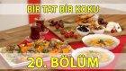 Bir Tat Bir Koku 20. Bölüm Bademli Kayısı Hoşafı - Pancarlı Ve Patatesli Sigara Böreği