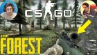 Cs Go (The Forest Mod)