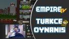 Empire TV Tycoon : Türkçe / Bölüm 5 - KAFA PATATES OLDU USTA!
