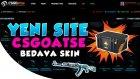 (Facecam) - Cs:go Yeni Bedava Item/skın Kazanma Sitesi - Universiteli Oyunda