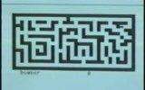 İlk 3D FPS Oyunu  Maze War 1974