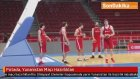 Potada, Yunanistan Maçı Hazırlıkları