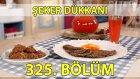 Şeker Dükkanı 325. Bölüm Hindistan Cevizli Kurabiye - Haşhaşlı Ve Muzlu Pancake - Çilekli Limonata