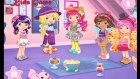 Strawberry Shortcake Dress Up Dreams Part 6 Kids Game