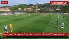 Emre Mor, Türkiye ve Borussia Dortmund Formalı Fotoğraflarını Paylaştı