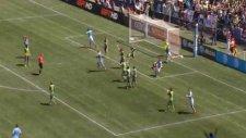 Frank Lampard İlginç Pozisyonda Golünü Attı
