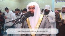 Nasser al Qatami - Tevbe Sûresi (103-112) ve Meali [13 Ramazan 2016]