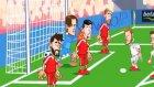 Polonya - İsviçre maçı animasyon