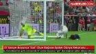 """37 Saniye Boyunca """"Gol"""" Diye Bağıran Spiker Dünya Rekorunu Kırdı"""
