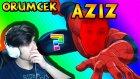 Aziz'in Örümcek Adam Olma Hikayesi?! - Barış Oyunda
