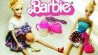 Barbie Moda Kızı Topuklu Ayakkabılar Ve Hamile Barbie İle Oğlu