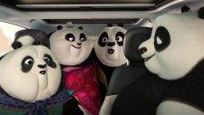 Fıat Panda - Kung-Fu Panda 3 - Çocuk Masalları