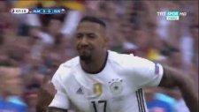 Jerome Boateng'in Slovakya'ya attığı gol