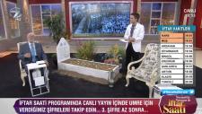 Kanal 7 Stüdyosuna Mezar Kuruldu