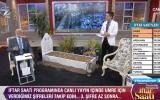Kanal 7 Stüdyosuna Mezar Kurulması