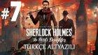 Karar Sizin Dostlar | Sherlock Holmes The Devil's Daughter Türkçe Altyazılı Bölüm 7 - Eastergamerstv