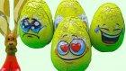 Toto Sürpriz Yumurta Açımı Oyuncak Karakterler