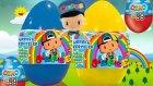 Büyük Pepee Sürpriz Yumurtalar ve Ozmo Sürpriz Yumurta Açma
