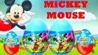Disney Mickey Mouse Büyük Sürpriz Yumurta Açımı ve Ozmo Karakterleri