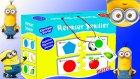 Eğitici Oyuncak Renkler ve Şekiller Türkçe ingilizce Renkleri ve Şekilleri öğretir