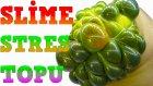 Evde Stres Slime Nasıl Yapılır Rengarenk Slime Stres Topu Yapımı