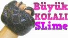 Gerçek Kolalı Büyük Slime Nasıl Yapılır  Bim Le Cola ile Slime Yapımı