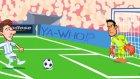 Kupa Amerika Finali Animasyon Film Oldu