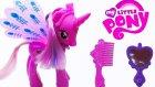 MLP My Little Pony Prenses Twilight Türkçe Sesli Oyuncak Tanıtımı Şarkı Söylüyor