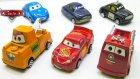 Şimşek Mekkuin Türkçe Süper Arabalar Oyuncak Araba Kutusu Mcqueen Karakterleri