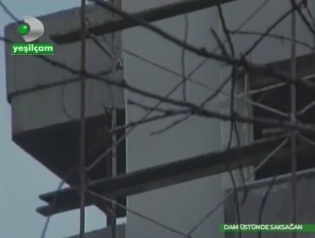 Dam Üstünde Saksağan - 1994 Sakar Şakir Filmi Çakması