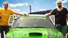 Drift Yapan Gerçek Arabada Oyun Oynadık - Oha Diyorum