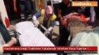 Kastamonu İneği Traktörle Yakalamak İsterken Kaza Yaptılar 1 Yaralı