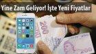 Telefonlara Yeni Vergi! iPhone'a 280 TL Zam!