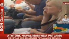 Atatürk Havalimanı'nda Patlama! (28 Haziran Salı)