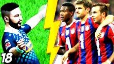 Bayern Munchen ile büyük Savaş | Fifa 16 Oyuncu Kariyeri | 18.Bölüm | Ps 4