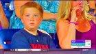 ESPN Canlı Yayınını Bakışlarıyla Etkisi Altına Alan Muzip Çocuk