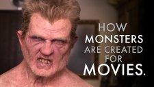 Filmlerdeki Yaratık Makyajları Nasıl Yapılır?