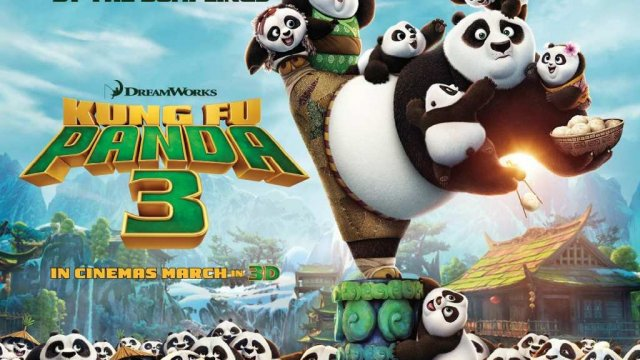Kung Fu Panda 3 2016 Türkçe Dublaj Full İzle