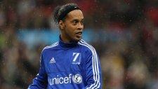 Ronaldinho'dan muhteşem asist