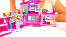 Ayşe'yle CiciBici süpermarketi kuruyoruz! CiciBici karakterlerini yerleştiriyoruz. Alışveriş oyunu