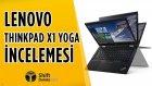 Dünyanın En Hafif 14 İnçlik Laptopu - Lenovo ThinkPad X1 Yoga İnceleme
