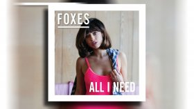 Foxes - Lose My Cool