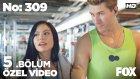 No: 309 5.Bölüm - Lale, Onur'u Kıskanırsa! (29 Haziran Çarşamba)