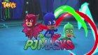 Pj Maskeliler Klibi! Pj Masks Clıp! İngilizce Çocuk Şarkıları! Kids Songs! Nursery Rhymes!