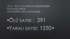 Türkiye'deki Bombalı Saldırılar (2015 - 2016)