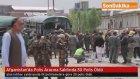Afganistan'da Polis Aracına Saldırıda 30 Polis Öldü