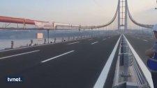 Kenan Sofuoğlu'dan Osman Gazi Köprüsü'nde HıZ RekorU Denemesii