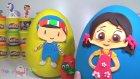 Pepee ve Niloya Sürpriz Yumurta Oyun Hamuru ilk kez birlikte, Harika Kanatlar, Cicibici, Pepee şarkı